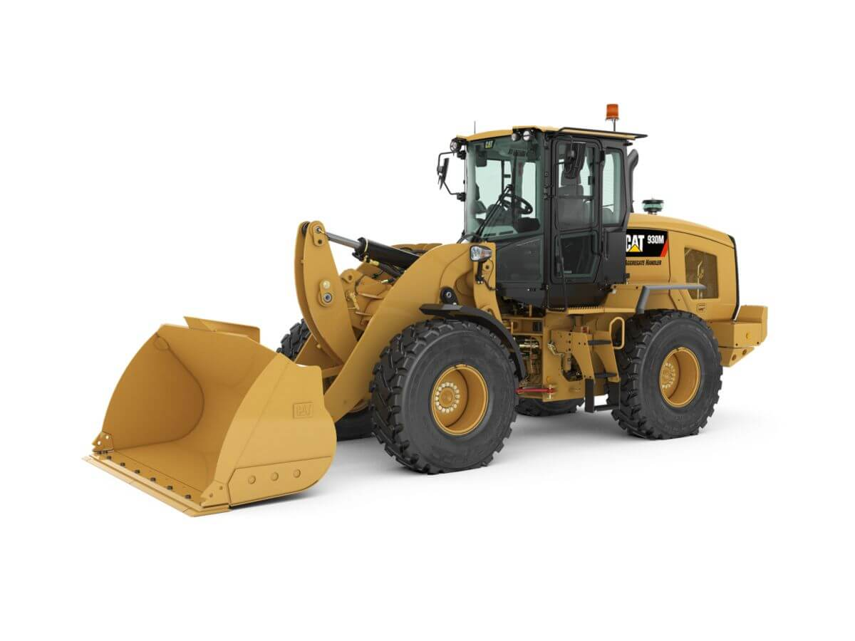 926M Waste Handler Small Wheel Loader