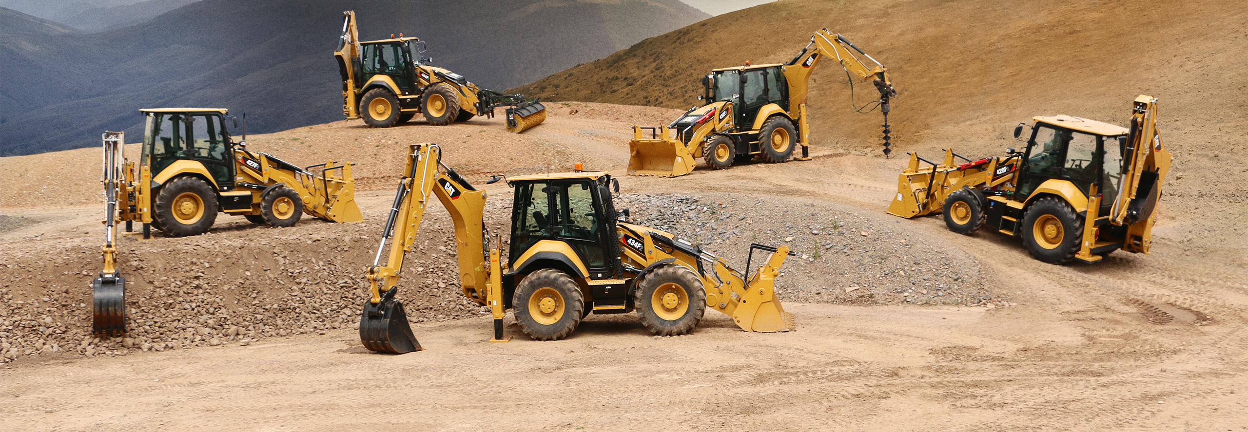 Cat-Backhoe-loaders