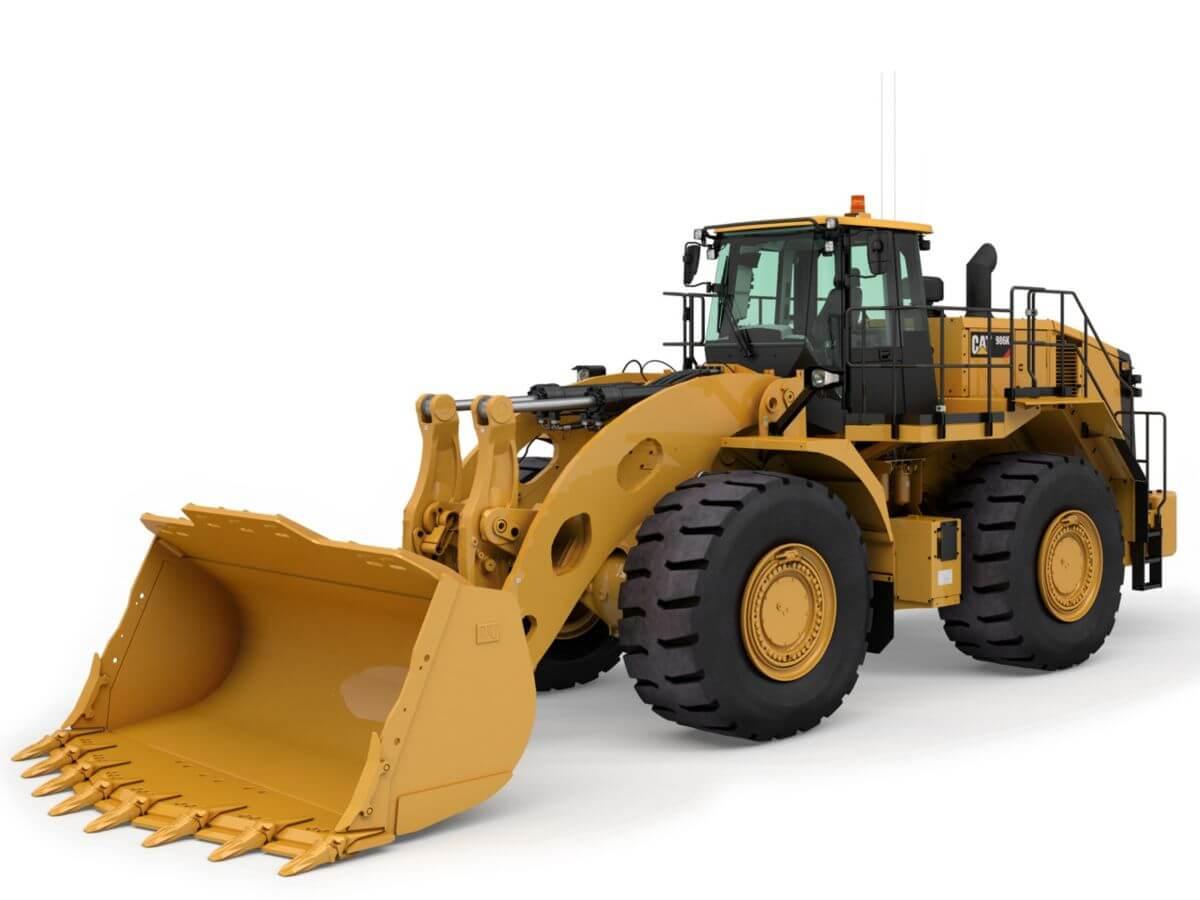 Cat 986K Large Wheel Loader