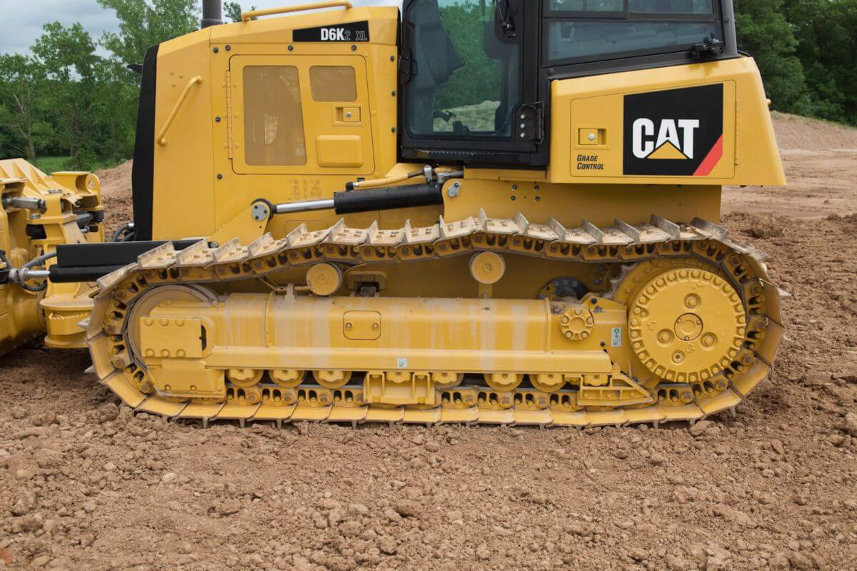 D6K2 Dozer Equipped for the Job