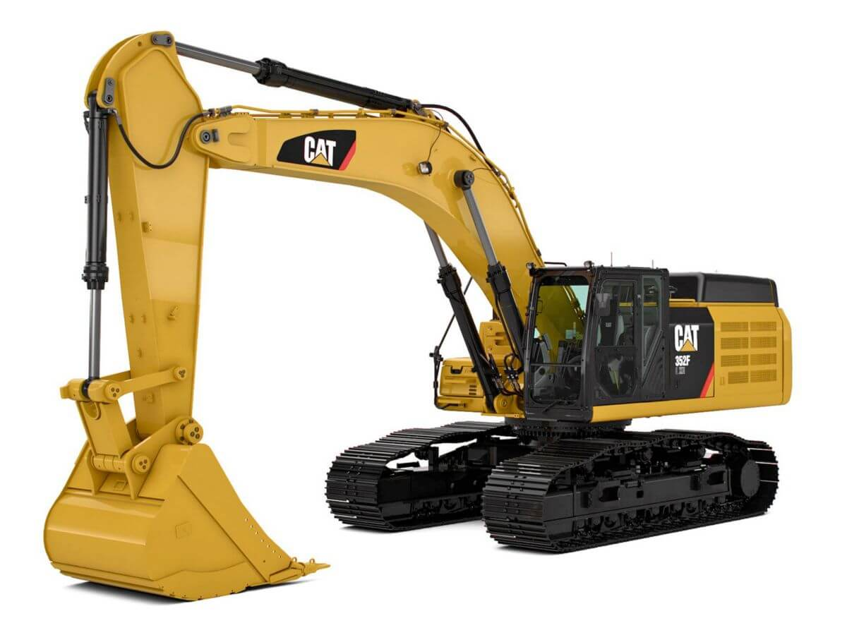 352F XE Large Hydraulic Excavator