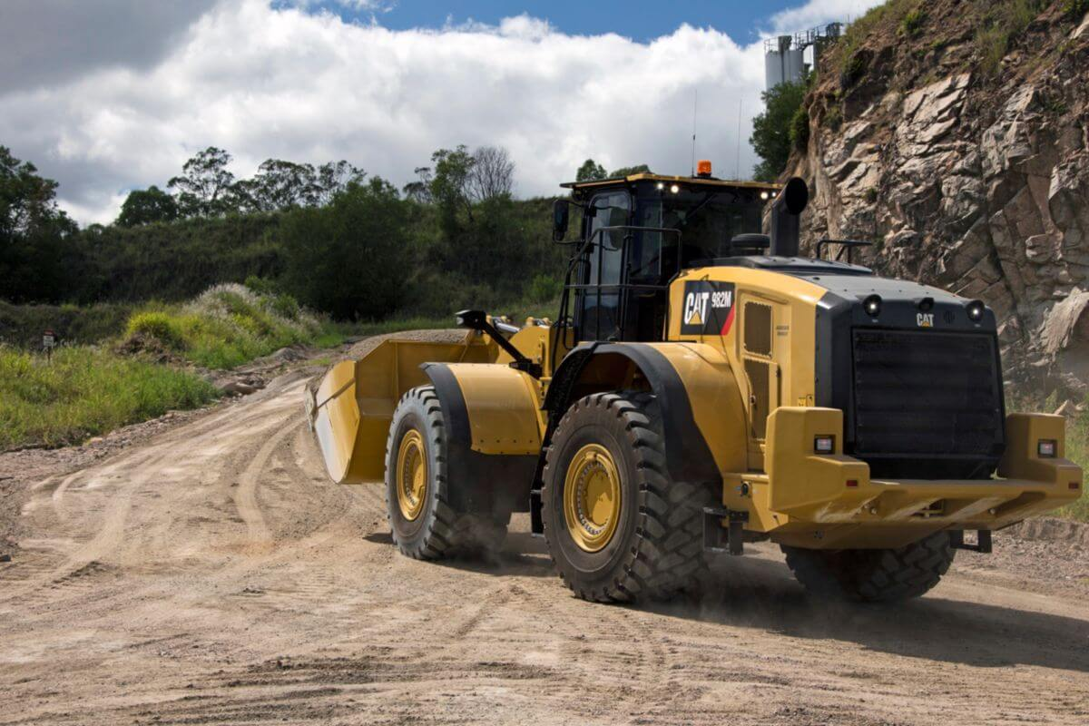 982M Medium Wheel Loader Durability