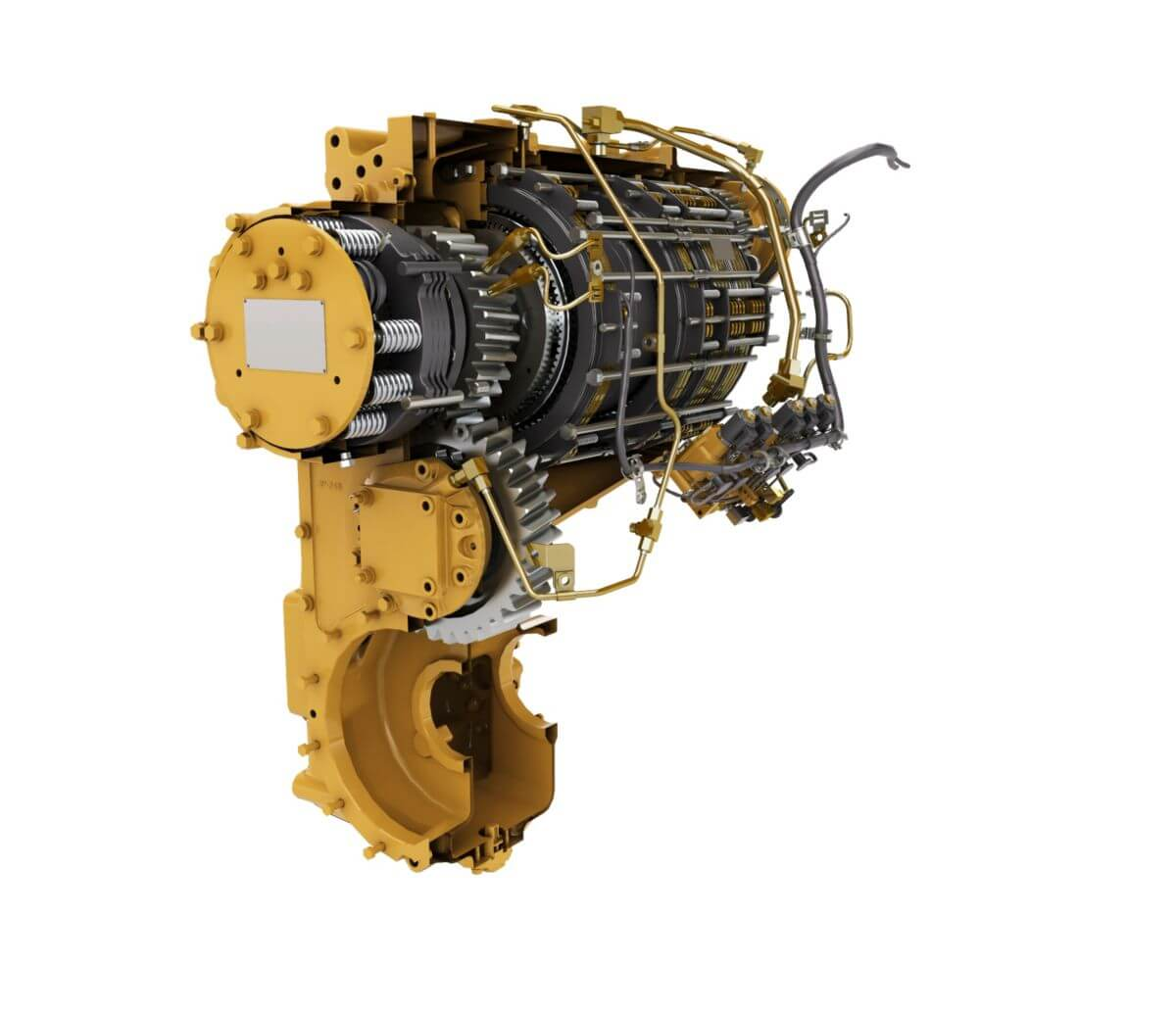 990K Planetary Powershift Transmission