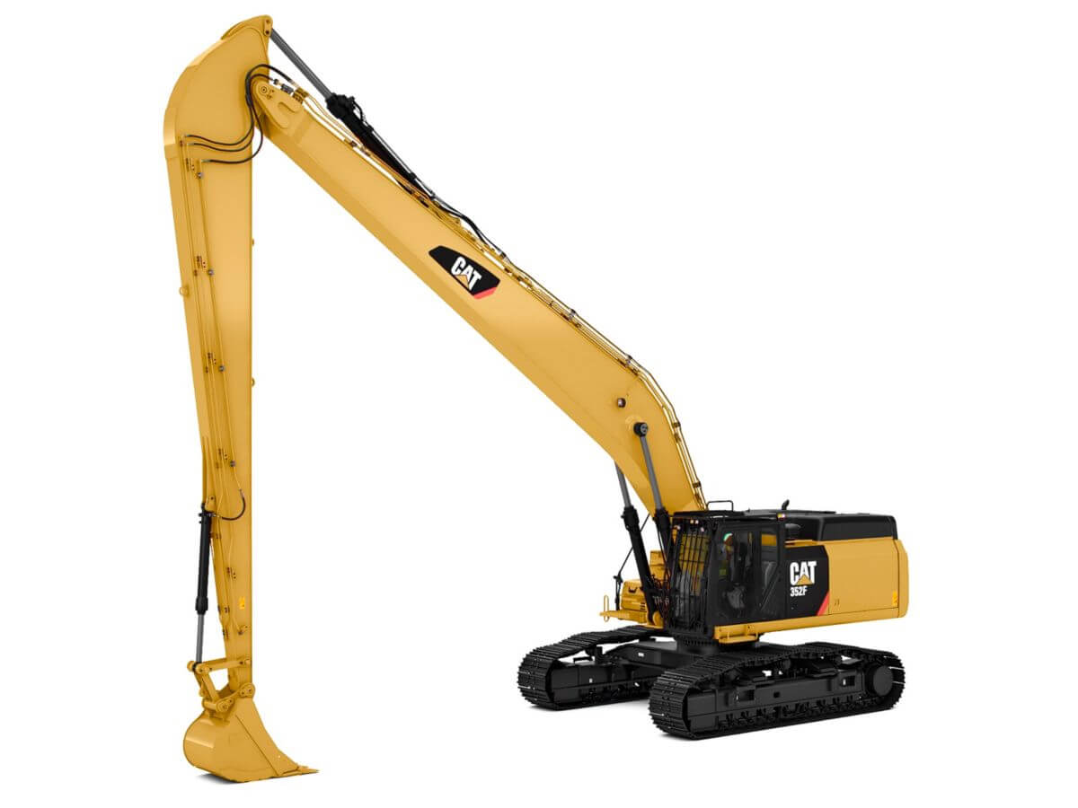 Cat 352F LRE Long Reach Excavation Hydraulic Excavator