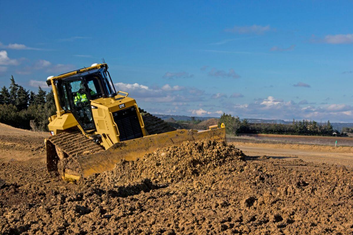D6N Dozer Cat Connect Technologies