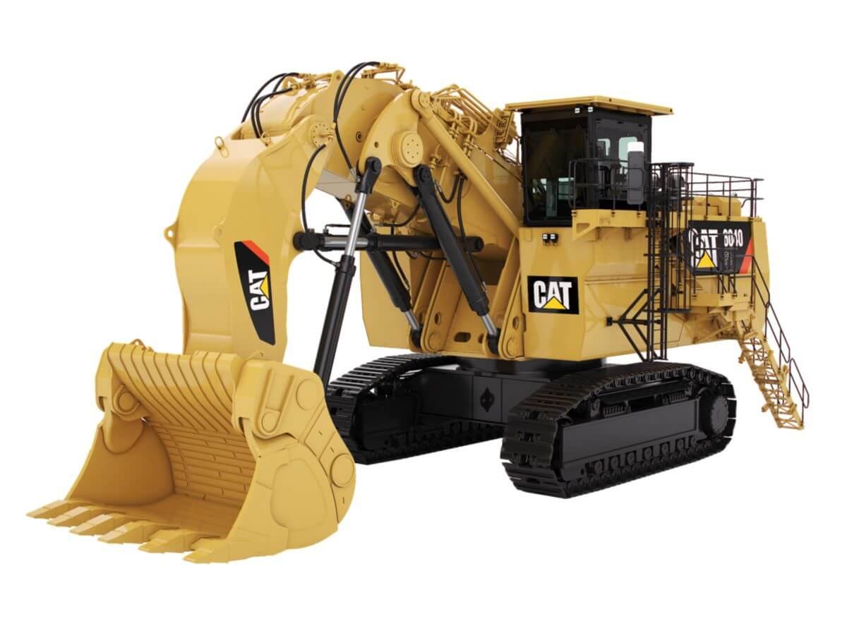Cat 6040/6040 FS Hydraulic Shovel