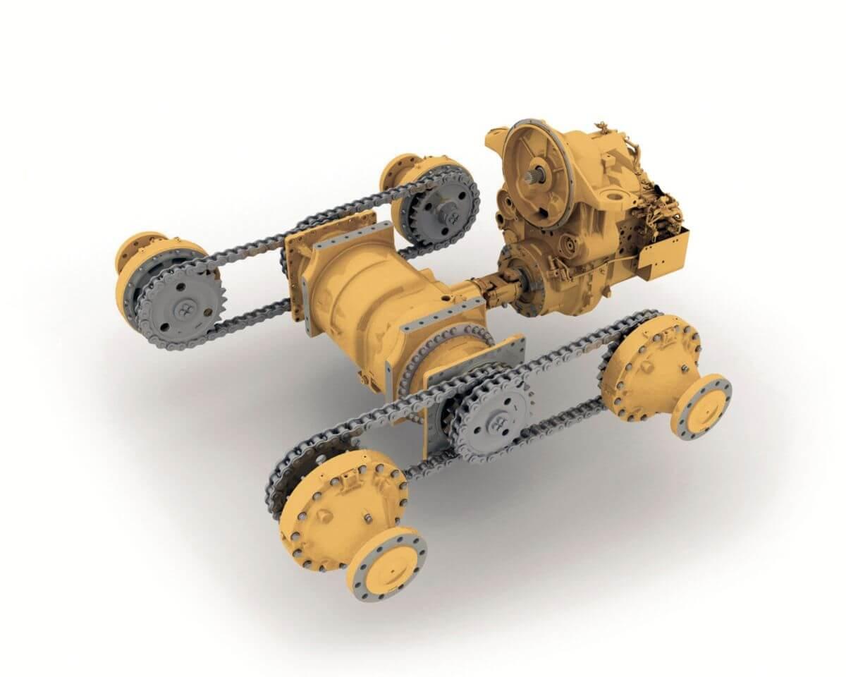 Cat 12m3  12m3 Awd Motor Grader