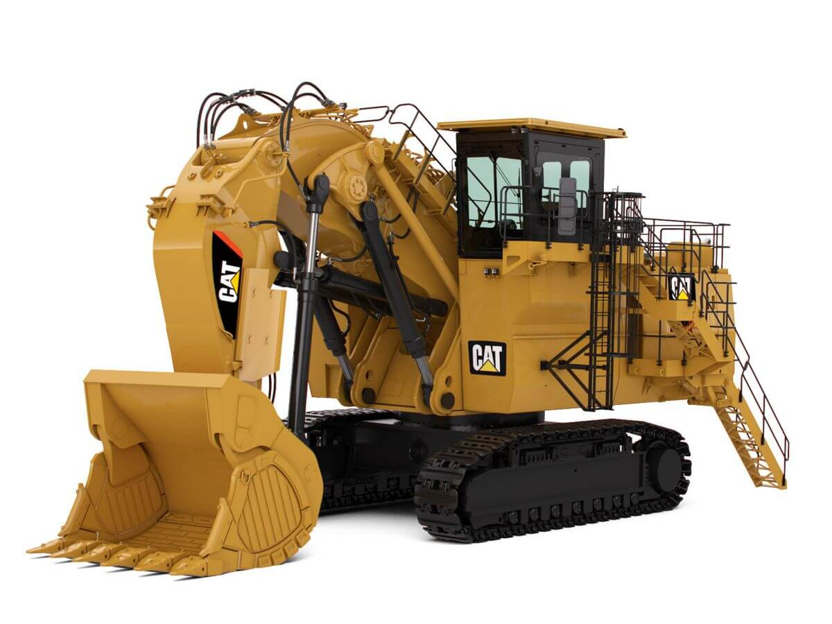 Demolition And Scrap Recycling Solutions Pon Caterpillar Renault Midlum Wiring Diagram 6030 Fs Hydraulic Mining Shovel