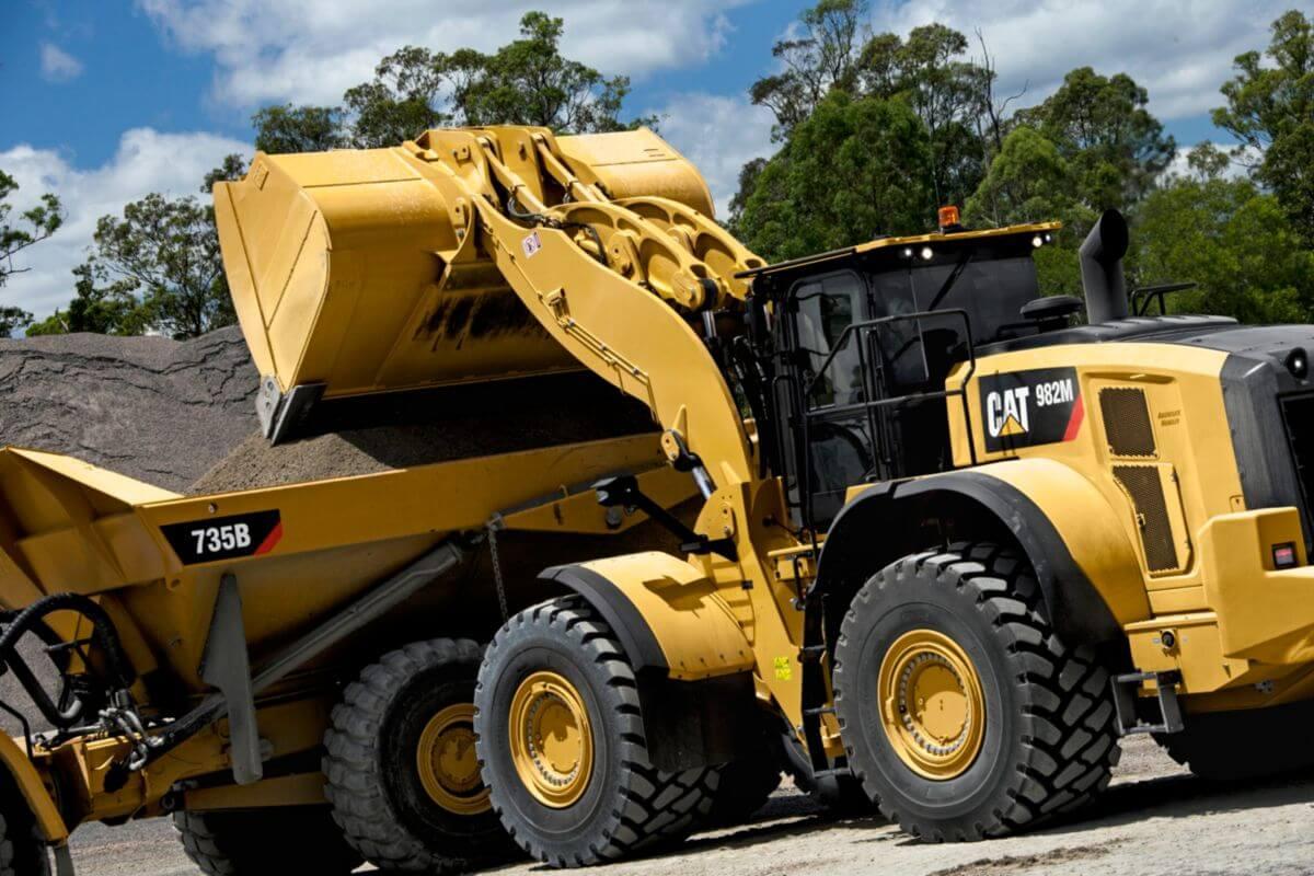 982M Medium Wheel Loader Reliability