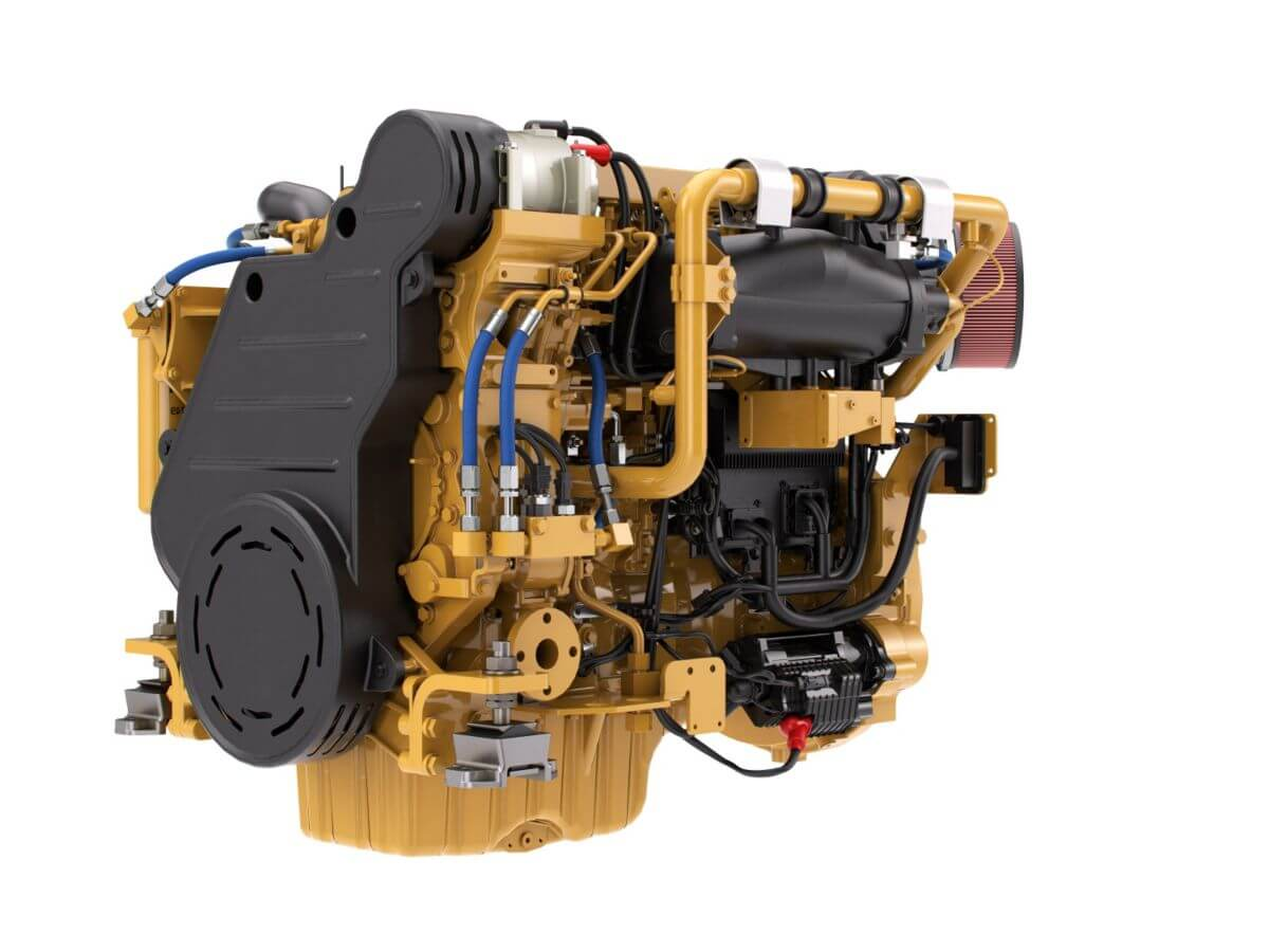 Ship engines: on-board power and propulsion – Pon Cat