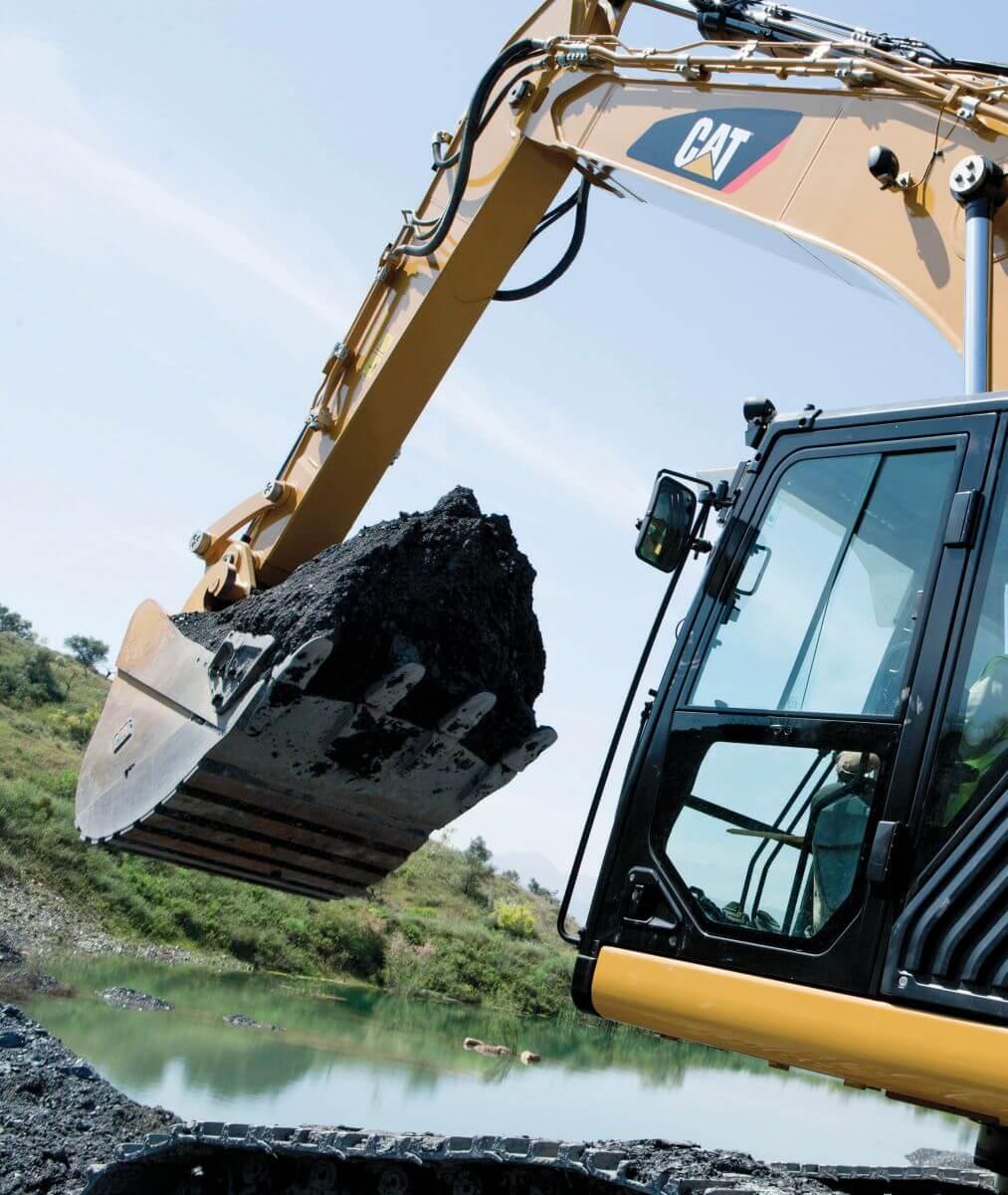 Cat 352F XE Excavator