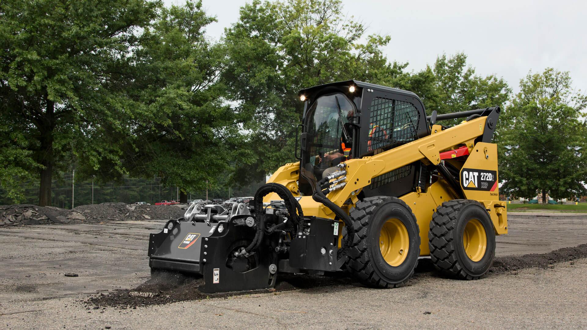 Cat 216B3