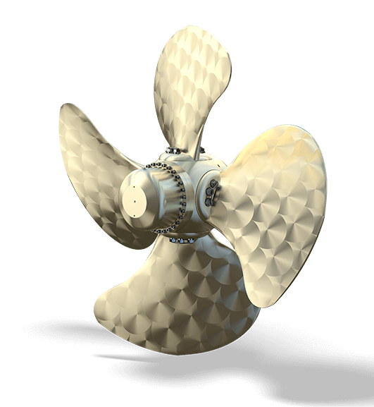 MPP controllable pitch propeller 2