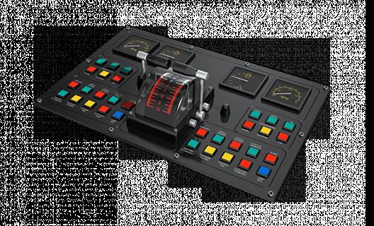 Control panel 528