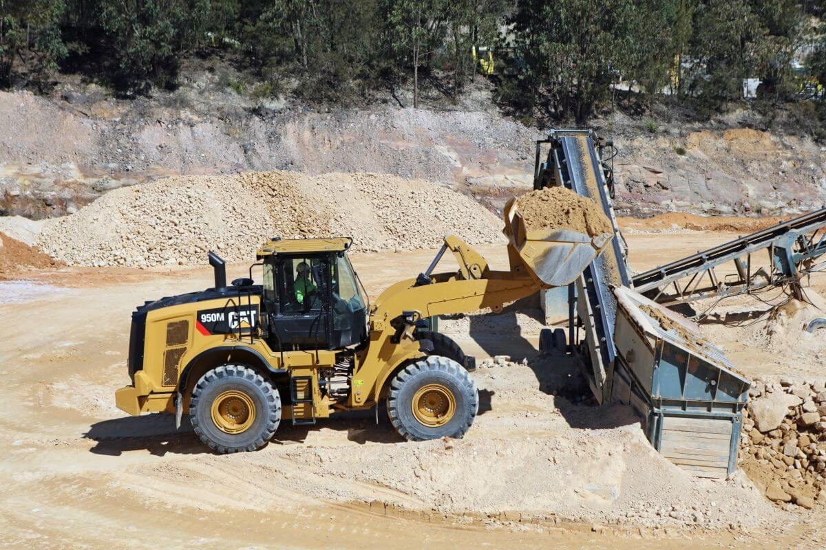 962M Medium Wheel loader Productivity