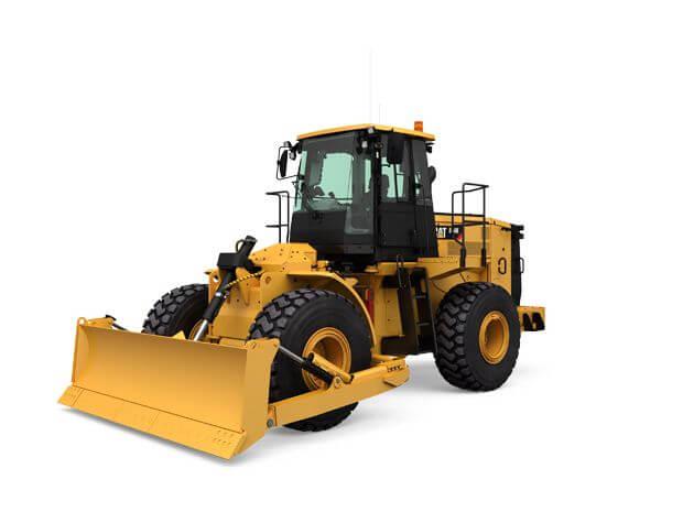 Cat 814K Wheel Dozer