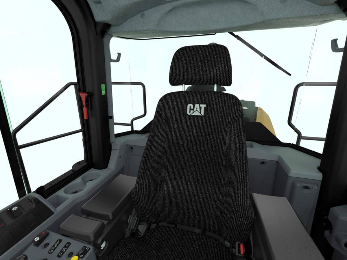 982M Medium Wheel Loader Ease of Operation