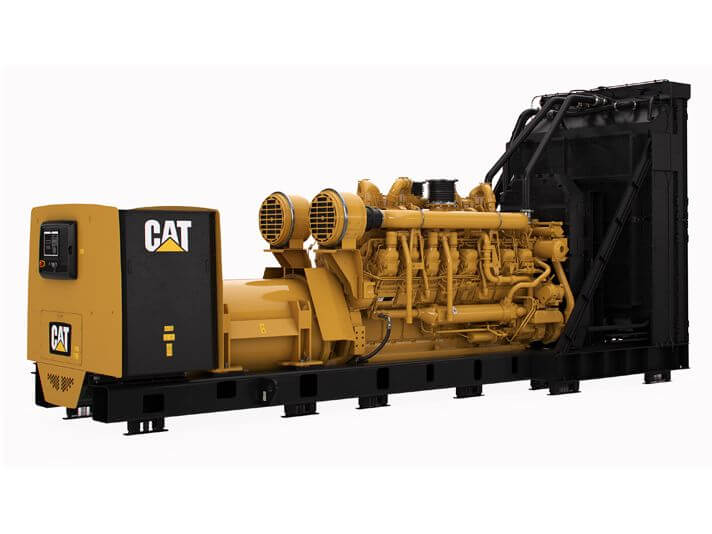 3516E Package Genset - Low Voltage