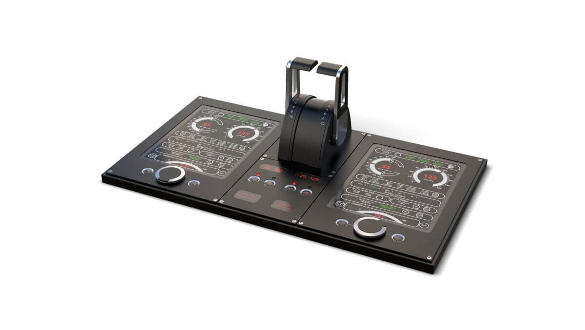 MPC 800 propellstyring PON
