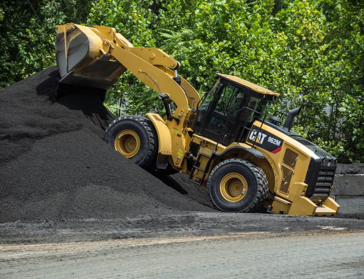 962M Medium Wheel Loader Durability