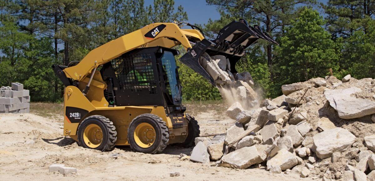 Cat 226B3 Skid Steer Loader