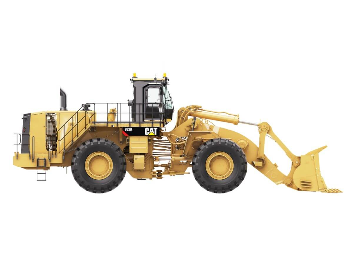 992K Large Wheel Loader