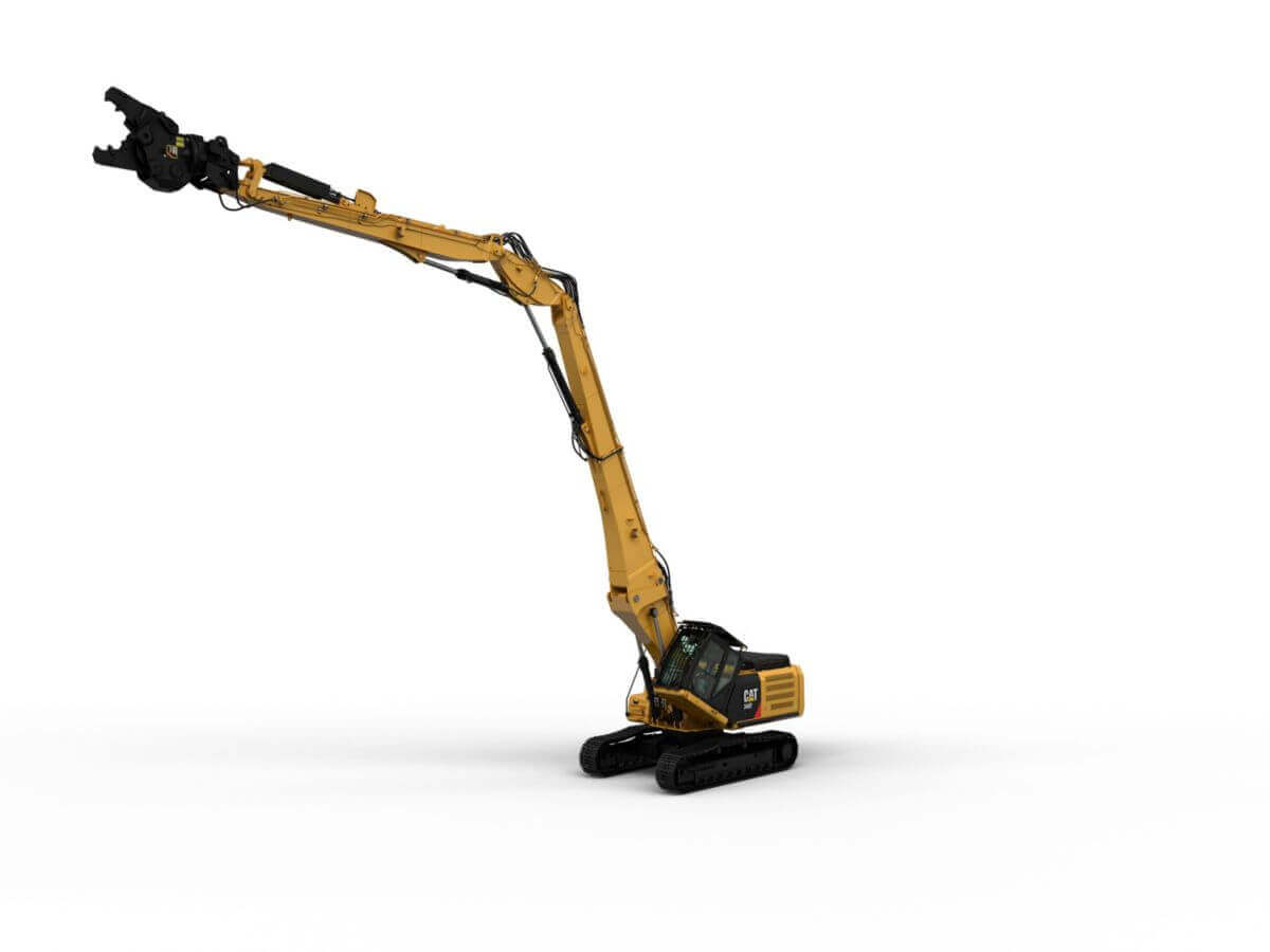 340F UHD Ultra High Demolition Hydraulic Excavator
