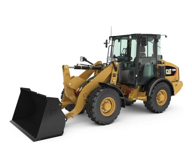 906M Compact Wheel Loader
